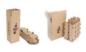 Innovador y modular embalaje de seguridad para botellas de vino   PACKAGING   Scoop.it
