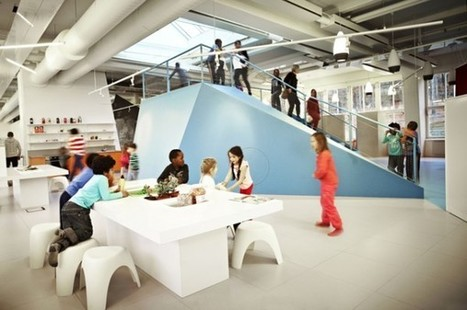 Stockholm's School Without Classrooms | Social media and education | Scoop.it