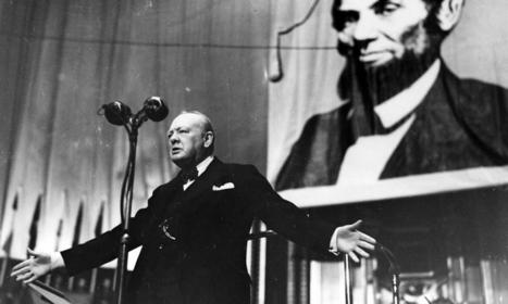 5 Lessons in Public Speaking from Winston Churchill | Speaking in Public | Scoop.it