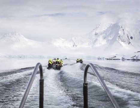 #Hurtigruten investit dans les navires hybrides #arctique #antarctique #Norvège | Arctique et Antarctique | Scoop.it