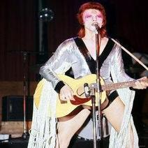 David Bowie: The Glam Rock Years   Sixties and Seventies Musicians   Scoop.it