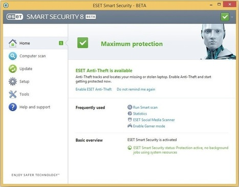 Eset Smart Security 7/8 username and Password 2016,17 | Fullversion PC Softwares Free Download | Scoop.it