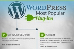 Top 30 Most Popular Wordpress Plugins for Your Blog - BrandonGaille.com | Marketing Planning and Strategy | Scoop.it