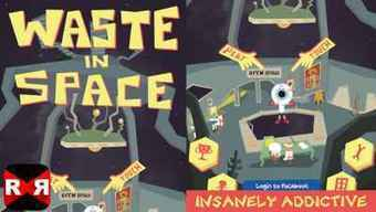 Waste in Space for iOS - APP MEDIA | Breaking News of Technology | Scoop.it