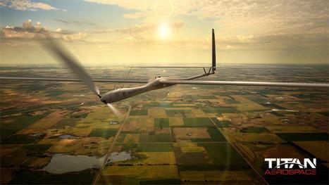 Facebook Looking Into Buying Drone Maker Titan Aerospace  | TechCrunch | Business Dev | Scoop.it