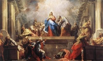 Pentecôte pour les Juifs et les Chrétiens   Dreuz.info   Nos Racines   Scoop.it