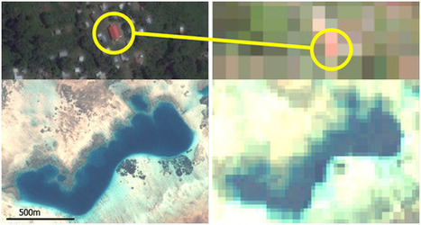 Spatial resolution: Fine, medium and coarse pixels | Remote Sensing News | Scoop.it
