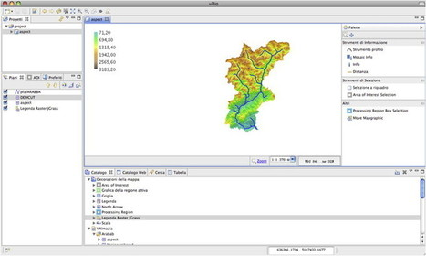 Hydrological modelling with components: A GIS-based open-source framework | Geoprocessing | Scoop.it