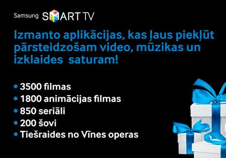 Atlaides :: TOTALA 2013. gada Samsung Smart TV modelu IZPARDOSANA!! :: 1a.lv | 1a.lv piedava Samsung Smar TV! | Scoop.it