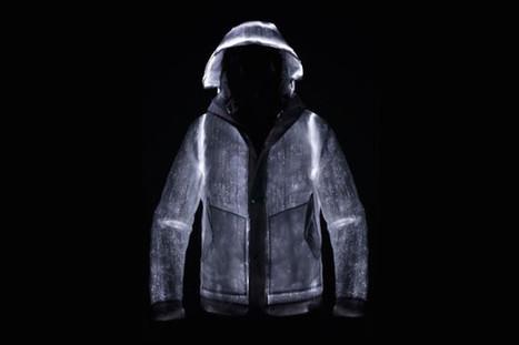 LED Coat by Nemen   Tech Savvy   Scoop.it