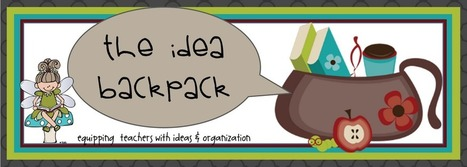 The Idea Backpack: Project Based Learning Pre-assessment and ... | Challenge Based Learning_Adam Carron | Scoop.it