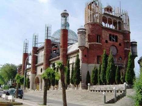 Depuis plus de 50 ans, il construit seul sa propre cathédrale | Ca m'interpelle... | Scoop.it