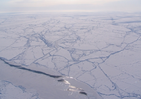 Le retrait de la banquise arctique quantifié par CryoSat-2   Un peu de tout et de rien ...   Scoop.it