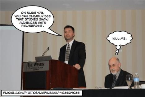 It's not PowerPoint's fault, you're just using it wrong | Gestión de la I+D+I | Scoop.it