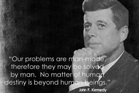 John F. Kennedy, defender against communism, born May 29, 1917 | Washington Times Communities | News You Can Use - NO PINKSLIME | Scoop.it