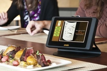 Intel invests in E la Carte, a startup making table-side tablets for restaurants | leapmind | Scoop.it