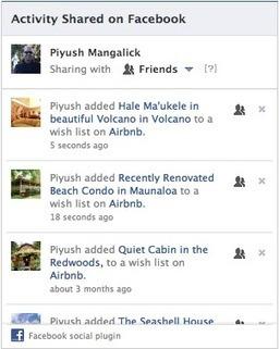 Vie privée : Facebook propose un outil aux développeurs d'applications Web | veille Social Media | Scoop.it