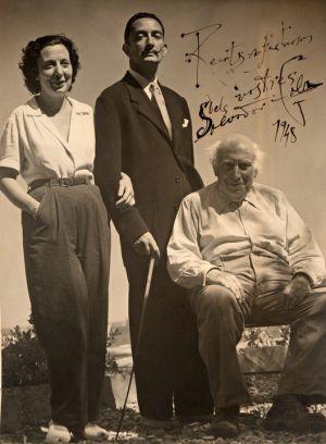 Anna María Dalí y la cuñada surrealista | Libros y Autores | Scoop.it