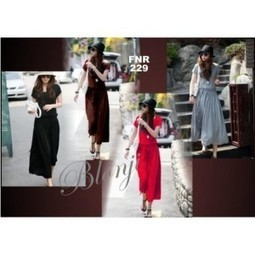 Blonji - Baju Spandek Korea Harga Murah | Baju Korea 2013 | Scoop.it
