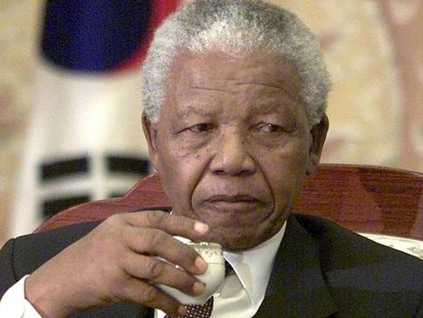 Nelson Mandela, la réconciliation autour de la tasse de thé - Francetv info   NEWS from the TEA WORLD - NELLES DU MONDE DU THE   Scoop.it