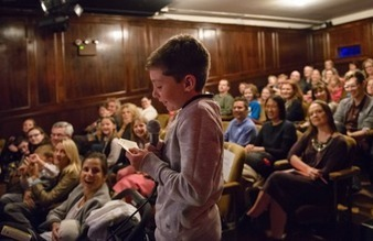 Rí Rá Children's Festival of Literature @ Irish Arts Center | The Irish Literary Times | Scoop.it