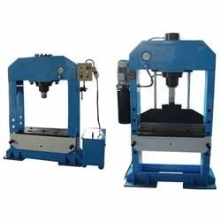 Uses of Industrial Hydraulic Press   Hydraulic Press Manufacturers, Hydraulic Presses.   Scoop.it