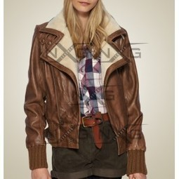 Valeria Fur Collections | Womens Fur Clothing | Buy Womens Fur Leather jackets | LeatherNXG Online | Scoop.it
