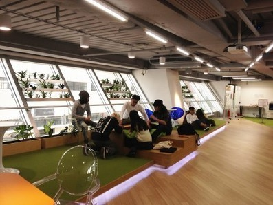 Green Coworking: How Ecofriendly Coworking Spaces Can Look | Deskmag | Coworking | soul rebels | Scoop.it