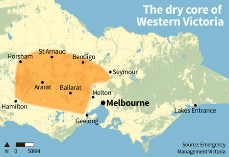 Western Victoria has a dry core that is 'ready to burn', warn fire authorities - The Age | Fire prevention with grasses | Scoop.it