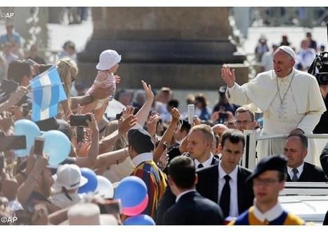 Jubilejná audiencia pápeža Františka: Skutky milosrdenstva   Správy Výveska   Scoop.it