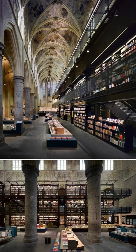 The 20 Most Beautiful Bookstores in the World | Turismo | Scoop.it