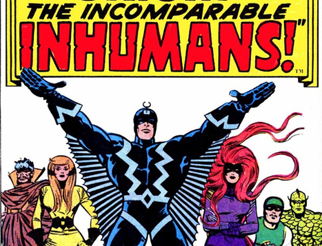 Stan Lee Says Marvel Studios Still Plans 'The Inhumans' - /FILM | Filmfacts | Scoop.it