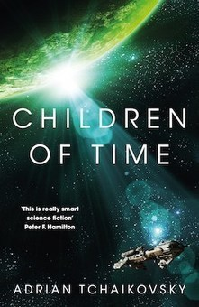 Adrian Tchaikovsky's Children of Time Wins the 2016 Arthur C. Clarke Award | The Arthur C. Clarke Award | Scoop.it