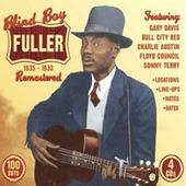 Blind Boy Fuller - Profile of Piedmont Blues Guitarist Blind Boy Fuller | The Blues | Scoop.it