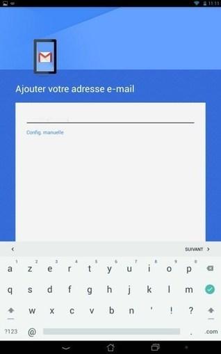 Gérez tous vos comptes de messagerie avec Gmail Android | Freewares | Scoop.it