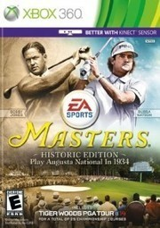 Tiger Woods PGA TOUR 14: Masters Historic Edition - EA Sports | Games on the Net | Scoop.it