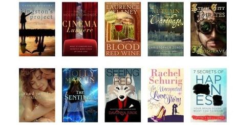 8 Self-Publishing Secrets For Designing An eBook Cover | Litteris | Scoop.it