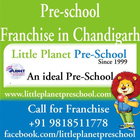 Preschool & Play School Franchise Chandigarh | Preschool & Play School in India | Scoop.it