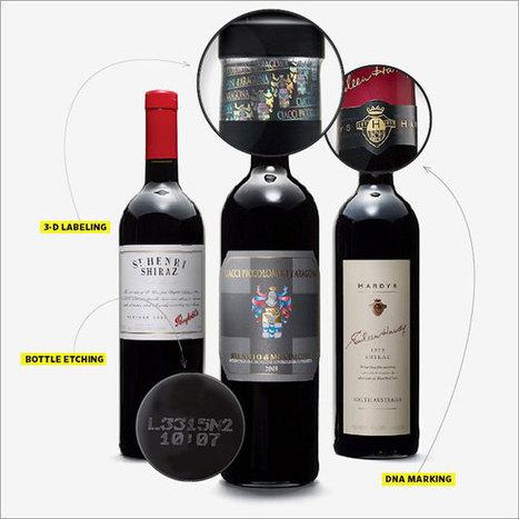 La technologie face à la contrefaçon des vins sud-africains - Magazine du vin - Mon Vigneron | Actualités du Vin | Scoop.it