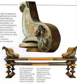 HISTORIA DEL HABITAT: Los muebles en la Roma antigua | Mundo Clásico | Scoop.it