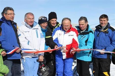 Inauguration de nouvelles remontées à la Clusaz   Stations de ski en Haute-Savoie   Scoop.it