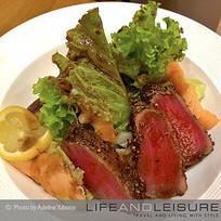 Restaurant Review: Le Petit Cheri | Life and Leisure | Scoop.it