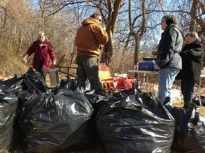 For Friends of Pennypack Park, challenges go beyond litter | Temple University Department of Journalism Student Work | Scoop.it