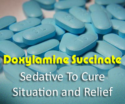 Doxylamine Succinate: Sedative to Cure Situation and Relief | Chemicals, pharmaceuticals, plastics in India | Scoop.it