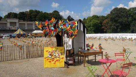 Citadelle de Namur : des centaines de moulins tournent pour la paix - RTBF Regions | Maxime Prévot - Ministre des Travaux publics, de la Santé, de l'Action sociale et du Patrimoine - Bourgmestre de Namur | Scoop.it