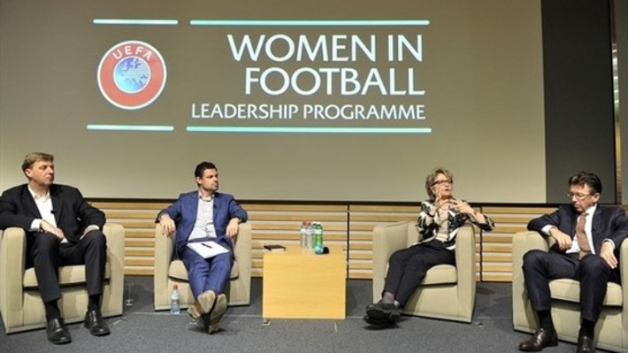 Leadership - News - Football development – UEFA.org | Coaching Leaders | Scoop.it