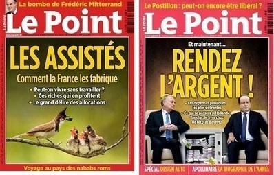 C'est officiel : Le Point renonce aux aides à la presse… - Acrimed | Action Critique Médias | Actu des médias | Scoop.it
