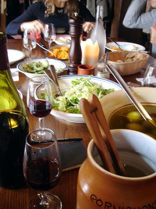 French dinner party critics | Exploring the Paris food scene | Scoop.it