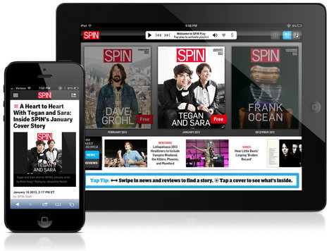 As SpinMedia, Web Publisher Aims to Lift Smaller Sites | The New Business of Media | Scoop.it