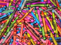 How to Recycle Used Crayons - KinderArt Littles, Preschool, Daycare and Early Childhood Education Activities and Lessons | Early Childhood Activities for Lessons | Scoop.it